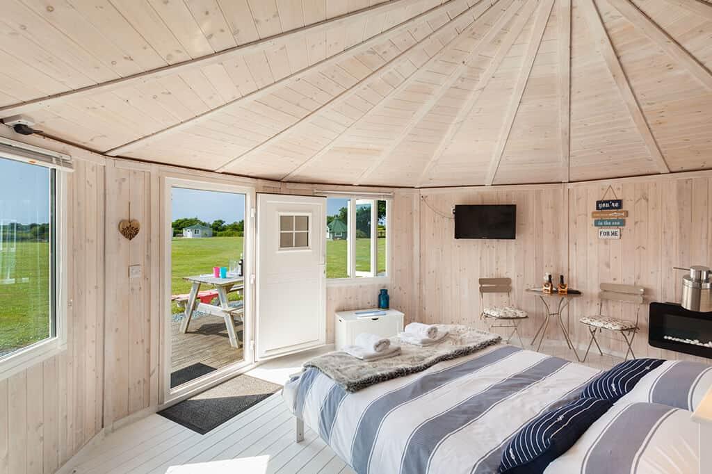 coastal cabins hartland